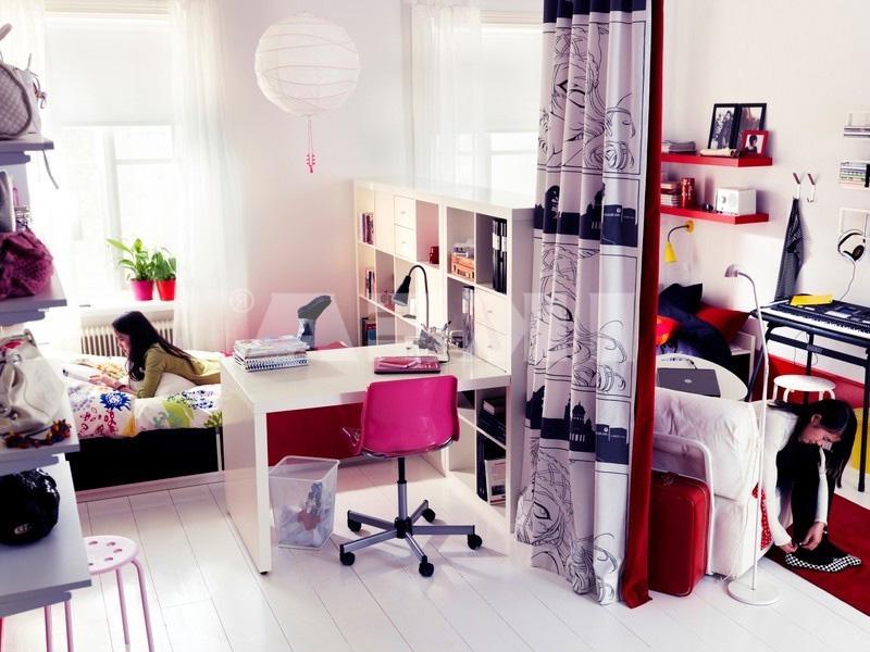 подростковая комната фото