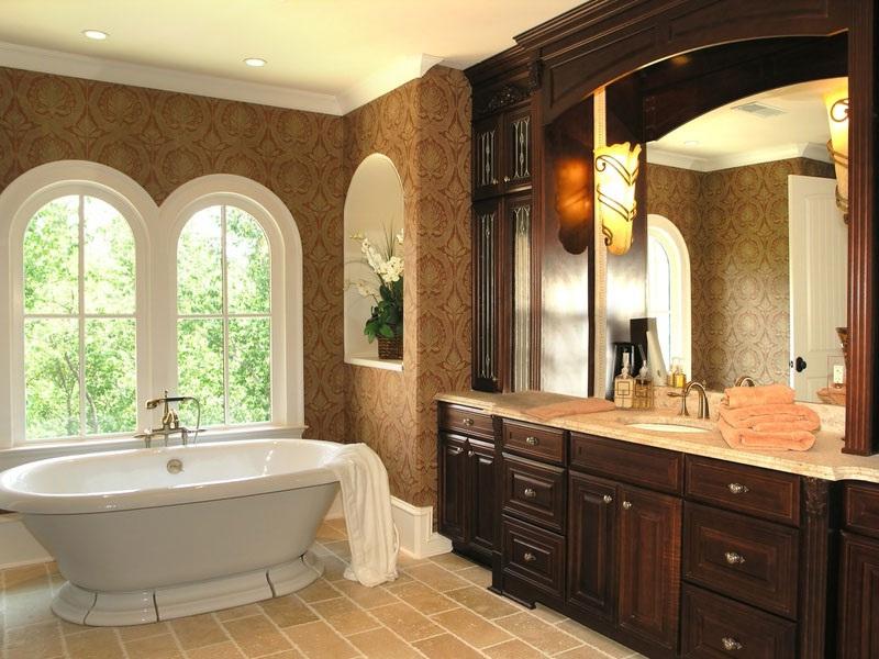 интерьеры ванной комноты фото