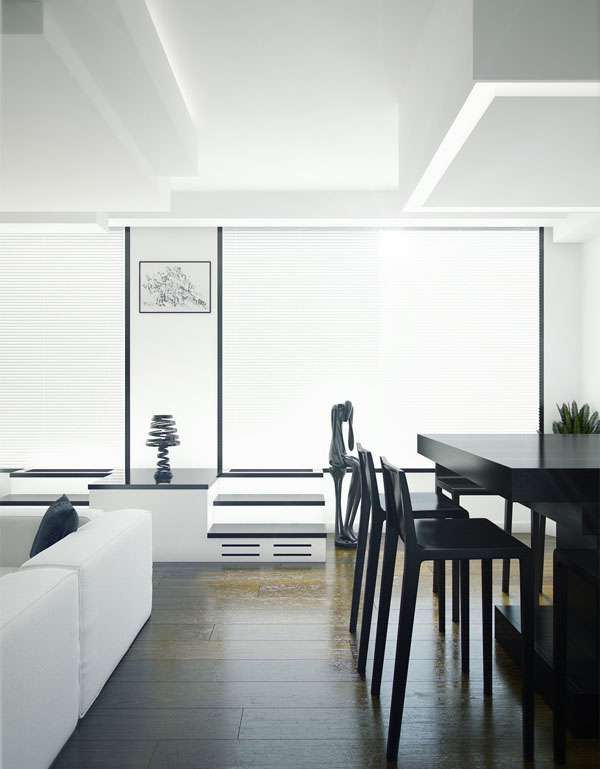 elegant-black-and-white-modern-decor