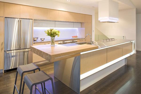 natural-wood-modern-kitchen