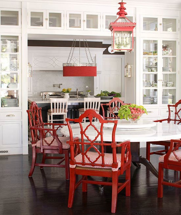 Traditional Home Magazine: Hoberman Residence