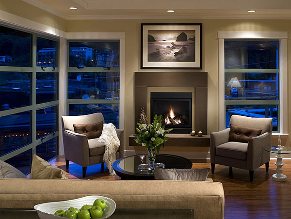 Modern-fireplace-truffle-span-cast-concrete-livingroom