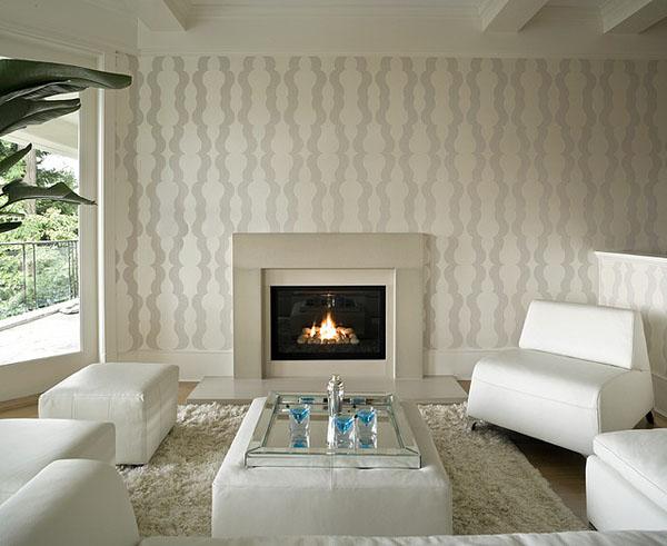 Modern-fireplace-white-living-room