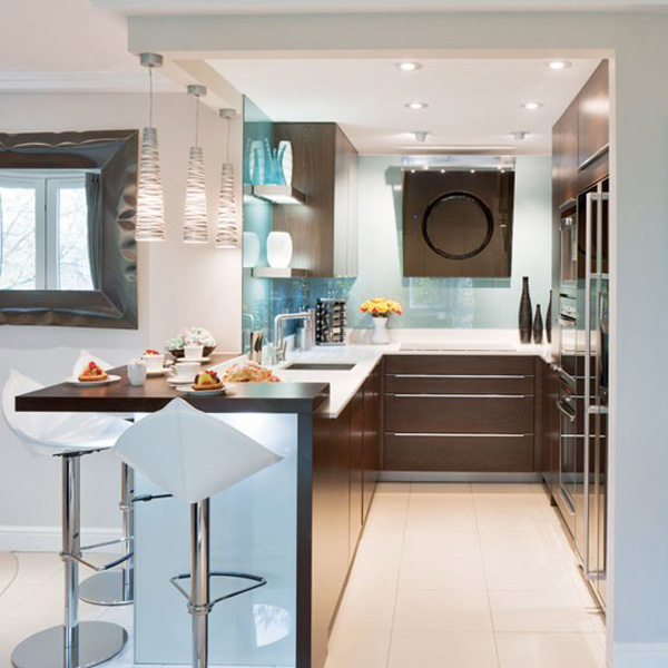 Small-blue-white-and-grey-contemporary-kitchen-Beautiful-Kitchens-Housetohome