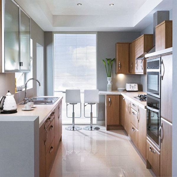 Small-modern-neutral-kitchen-Beautiful-Kitchens-Housetohome