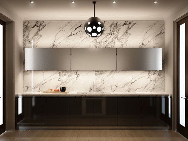 marble-kitchen-wall