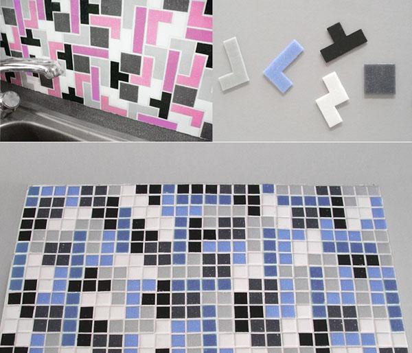 multicolored-tile-backsplash