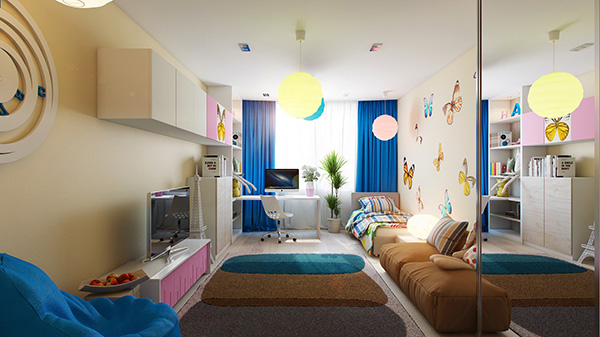 8-Butterfly-decor-room