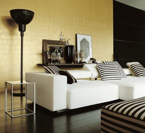Black-white-sofa-design