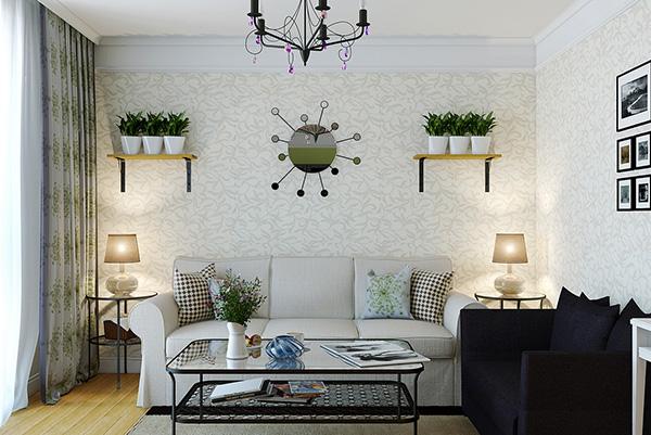 Cozy-living-room-decor