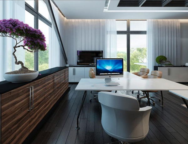 White-walnut-office-furniture-665x509