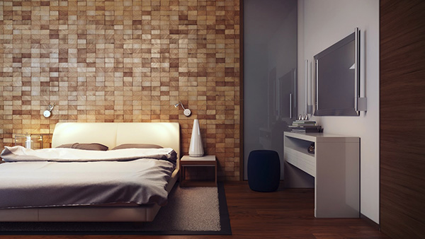Wood-block-feature-wall
