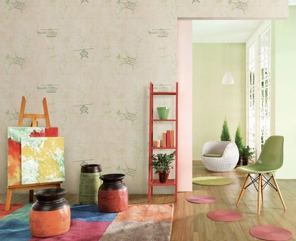 green-white-childrens-room-665x542