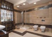 Дизайн проект ванной комнаты