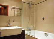 Интерьеры ванных комнат маленького размера