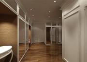 Интерьер прихожей коридора в квартире
