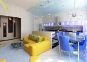 Дизайн — студия (уютная квартира)