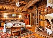 Дизайн интерьера дачного дома (внутри)