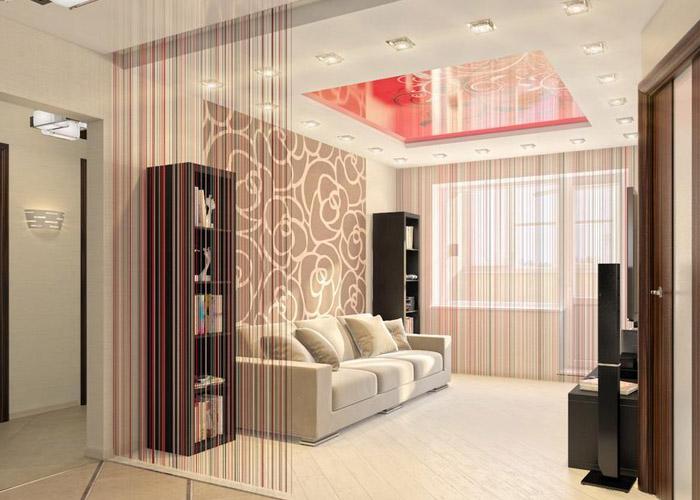 Проекты дизайна трехкомнатной квартиры