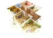 Разработка дизайн проекта-квартиры