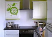 Малогабаритная кухня в «хрущевке» — дизайн
