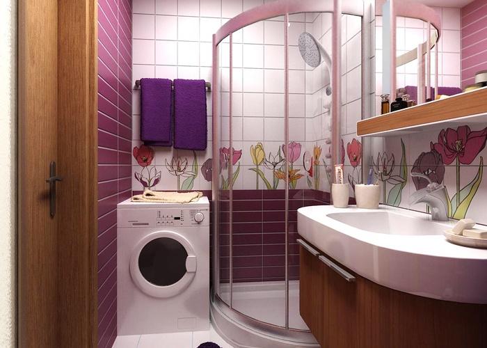 Туалет ванная дизайн