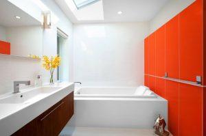 Какой должна быть хорошая мебель для ванной комнаты