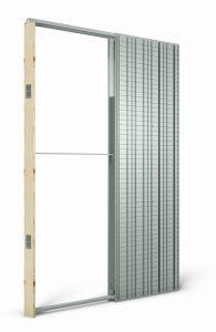 Раздвижные межкомнатные двери пользуются все большим спросом