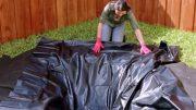 Как правильно соорудить пруд на приусадебном участке