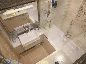 Советы по дизайну для небольшой ванной