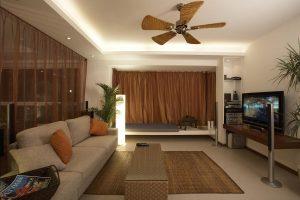 На чем можно сэкономить оформляя гостиную